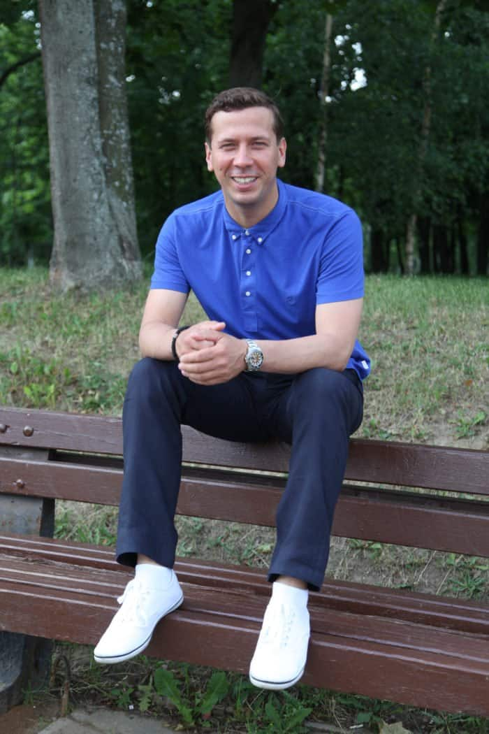 """Андрей Мерзликин: """"Меня выгнали из храма, чтобы я вернулся"""""""