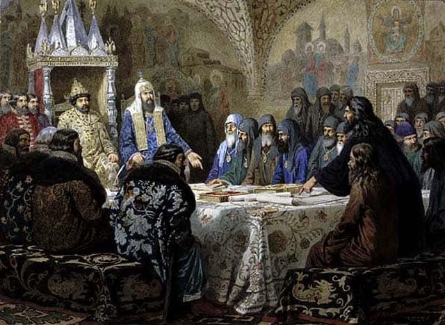 Дмитрий Володихин: «Патриарх Никон и «бунташный век»»