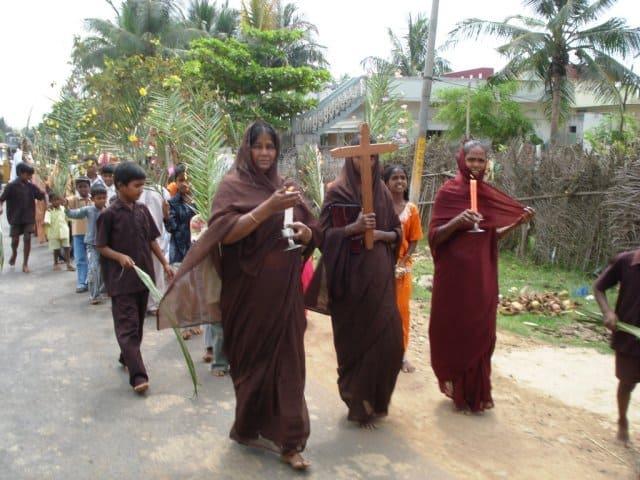 Чем живут христиане в Индии? (фоторепортаж)