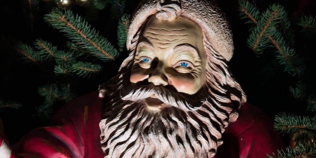 Кто такой Санта-Клаус