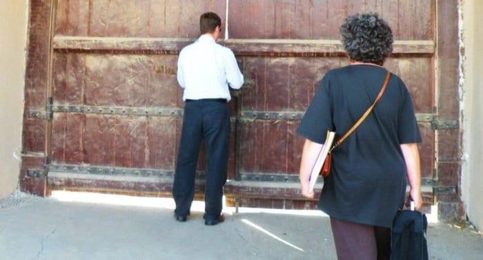 Анафема: вынесение за ограду Церкви, а не проклятие