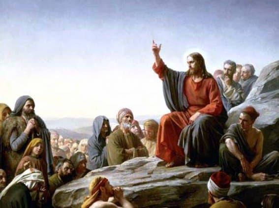 Нагорная проповедь. Заповеди блаженств