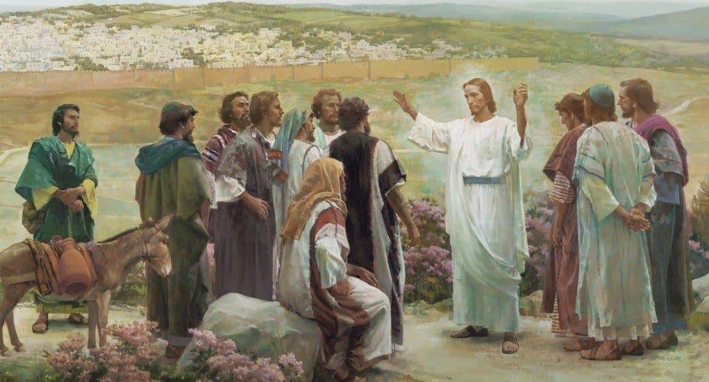 Начало неверных и верных (Мф 9:27-10:42)