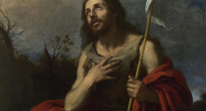 Христос об Иоанне. Укоры