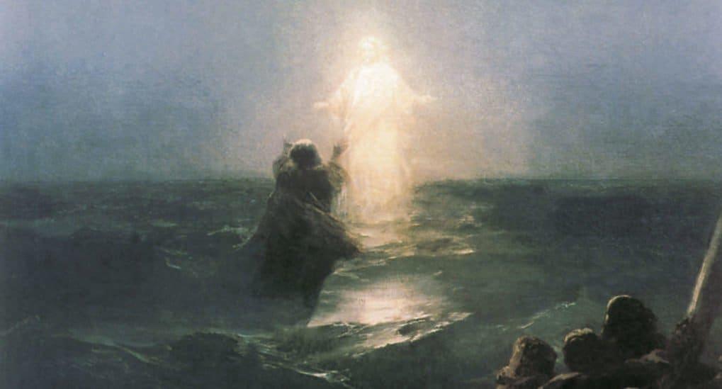 Многие славные чудеса и хождение по водам (Мф 14-15)