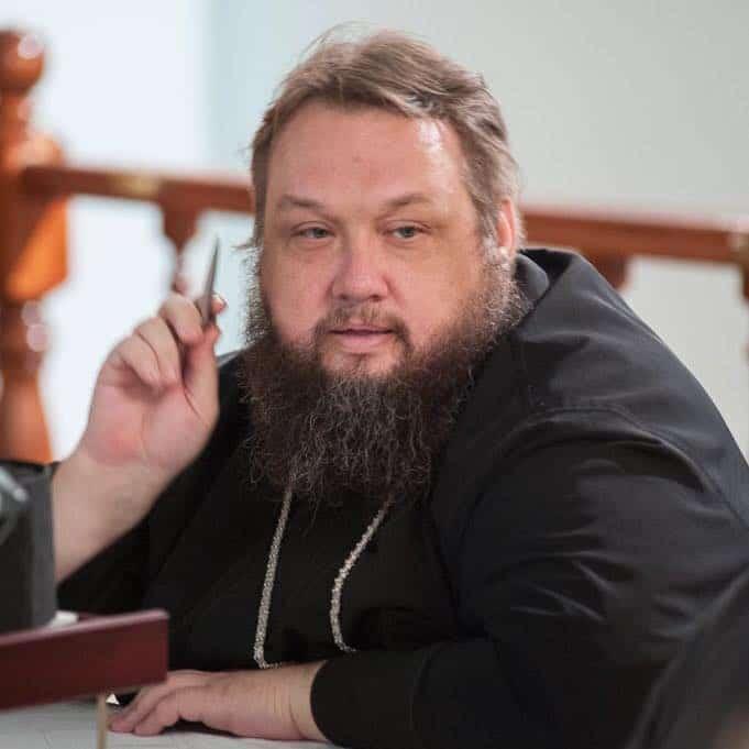 МОРОЗ Андрей, игумен