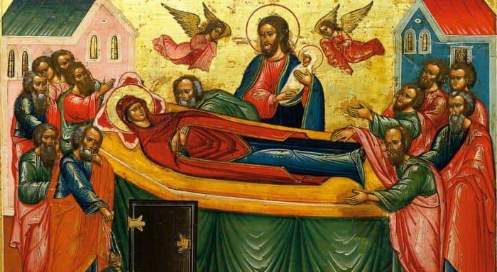 Успение Пресвятой Богородицы: «Радуйтесь! Ибо Я с вами во все дни»