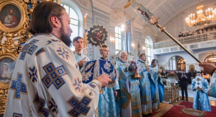 Иерархия духовенства