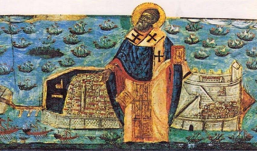 Пастух-епископ: 4 чуда Спиридона Тримифунтского