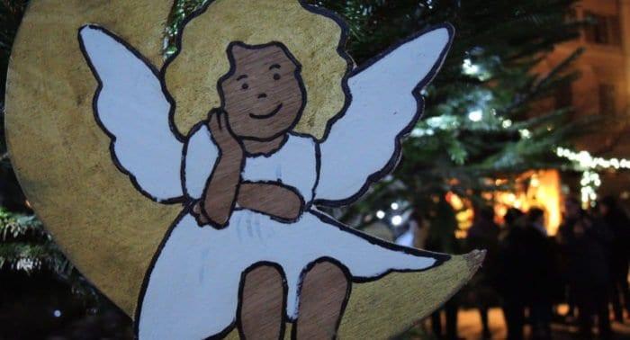 Рождество Христово — Ангел прилетел