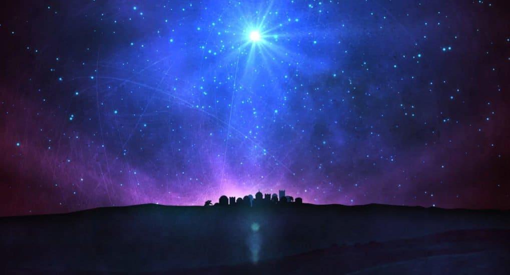 Загадка Вифлеемской звезды
