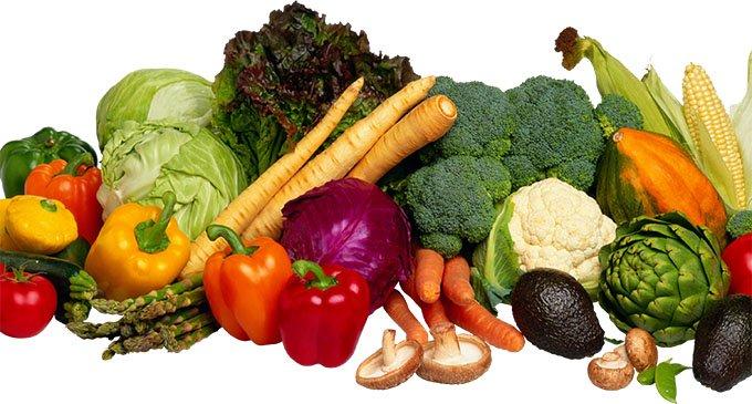 Постные рецепты овощи