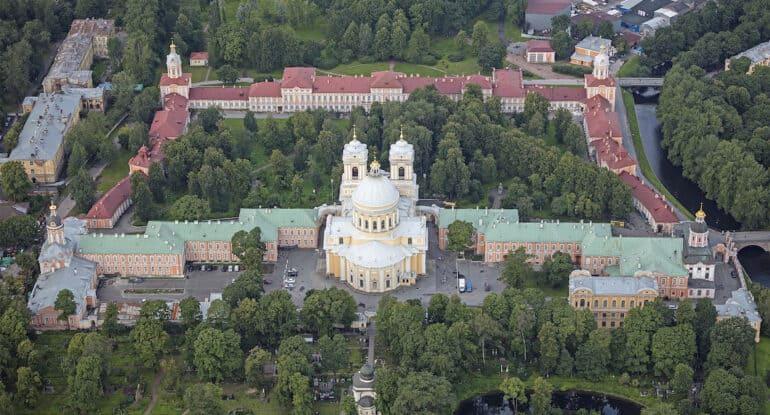 Александро-Невская Лавра:  10 интересных фактов