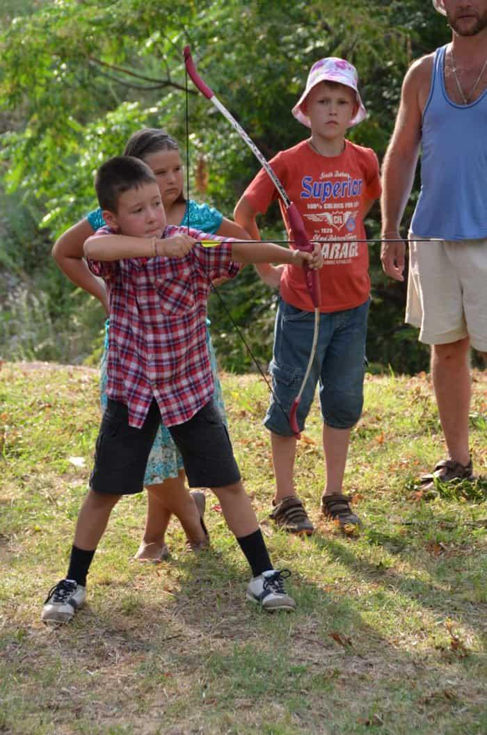 Православные детские лагеря