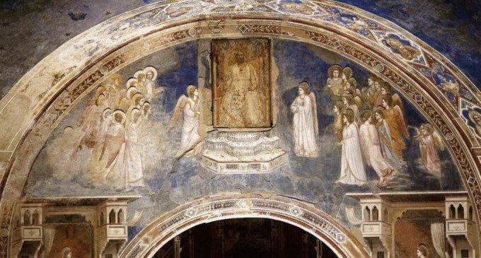 Благовещение и фрески Джотто