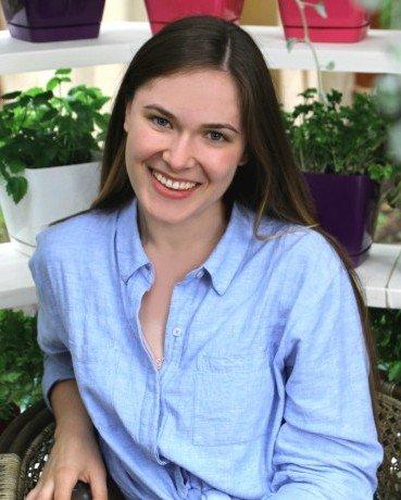 ТЕЛЕНКОВА (БАРИНОВА) Дарья