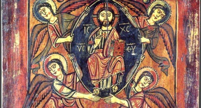 Иконография Вознесения Господня