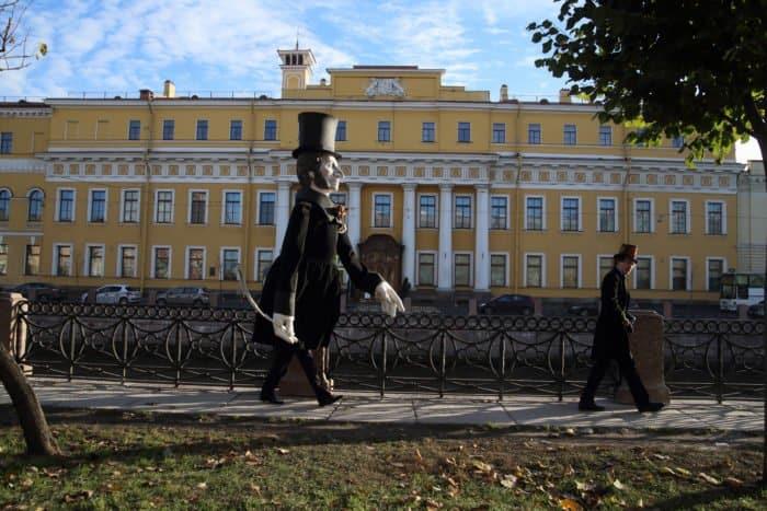 Пушкин наш национальный миф