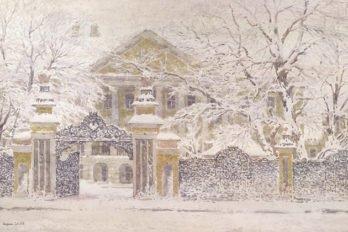 Снег идет (Демидовский особняк), 1998