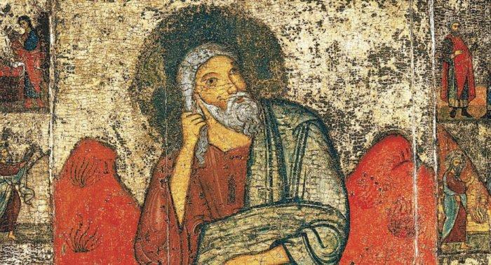Иконы пророка Божия Илии