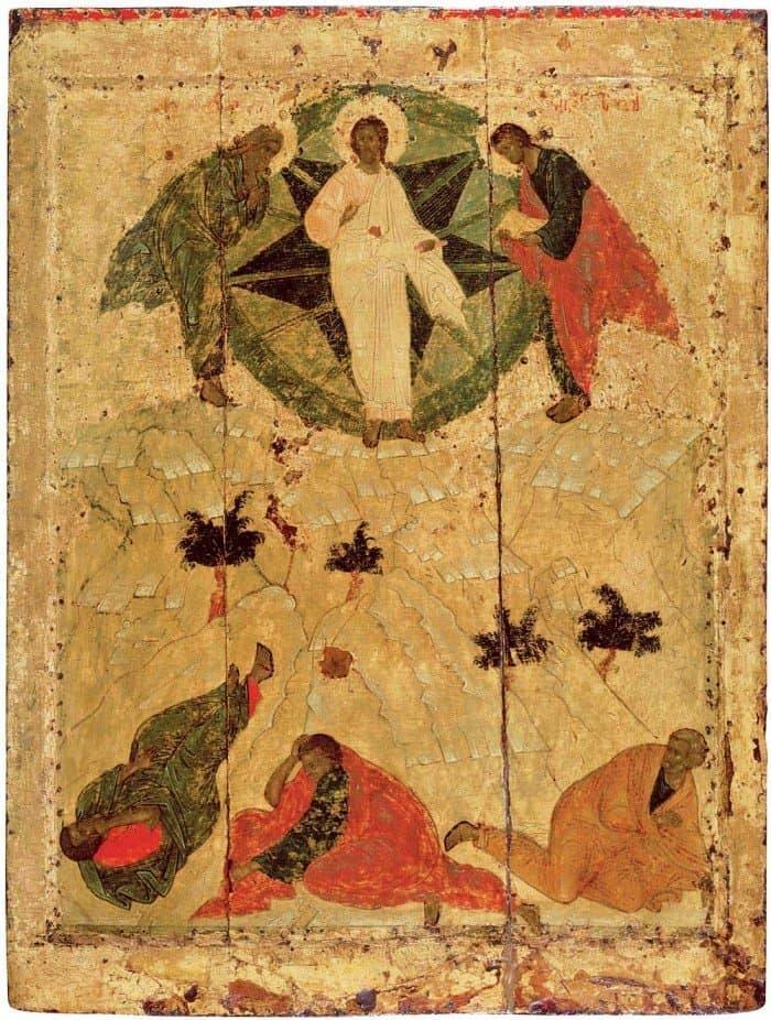 Иконография Благовещения Господня
