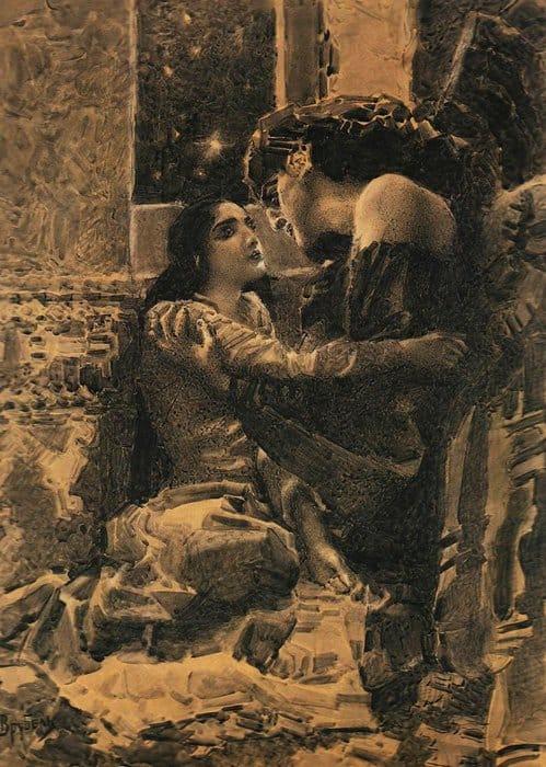 Демон иТамара. 1891