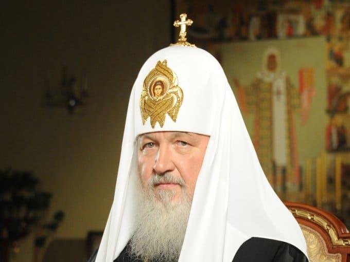 Патриарх Кирилл поздравил митрополита Онуфрия с избранием на Киевскую кафедру