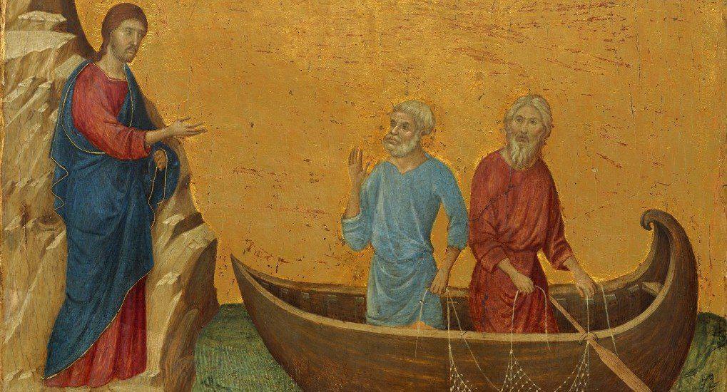 Ученики: Андрей Первозванный. Был ли апостол в Киеве?