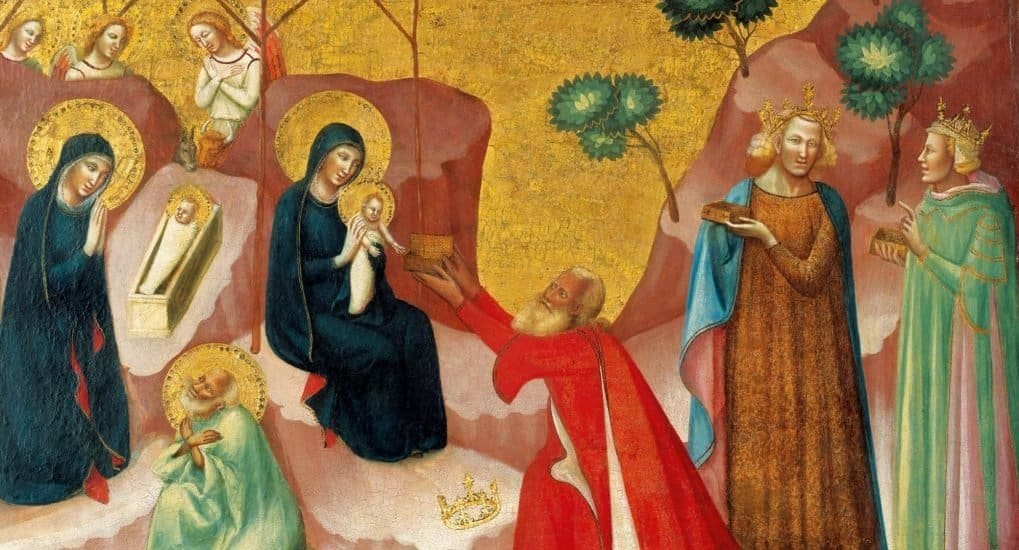 Волхвы и Рождество: встреча двух миров