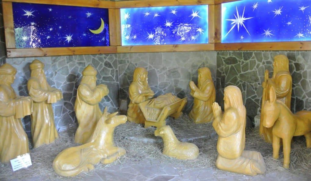 Традиции и история рождественского вертепа