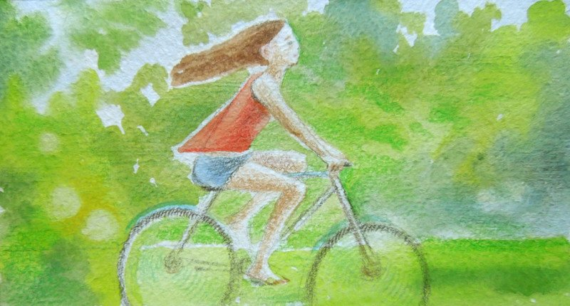Рисунок Марии Ялтанской