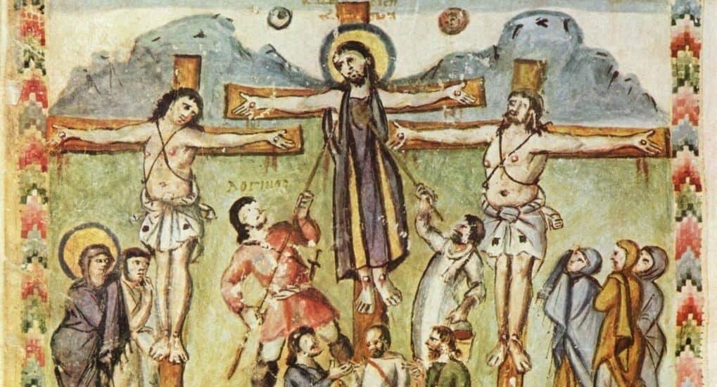 Когда христиане взяли свой крест