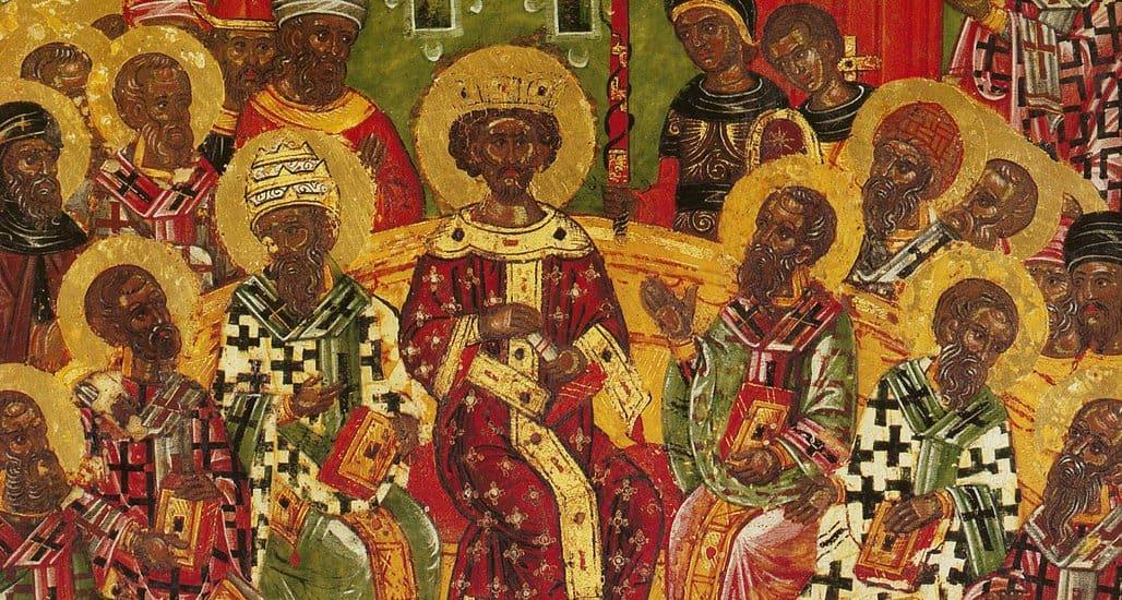 Неделя седьмая. Первый Вселенский собор, 20 мая – 26 мая. Николай Чудотворец против Ария