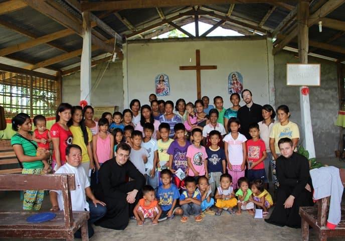 В Церкви призвали молодежь к миссионерскому служению на Филиппинах