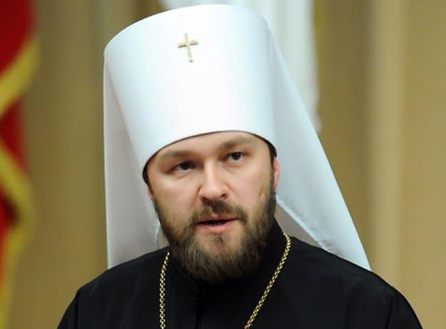 Растет исход христиан с Ближнего Востока, - митрополит Волоколамский Иларион