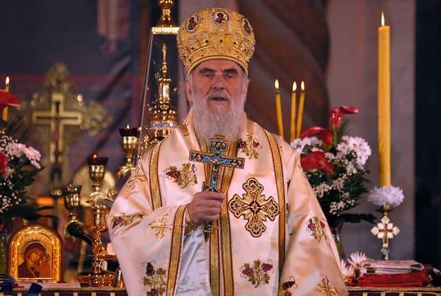 Патриарх Сербский Ириней поблагодарил Русскую Церковь за помощь во время наводнения