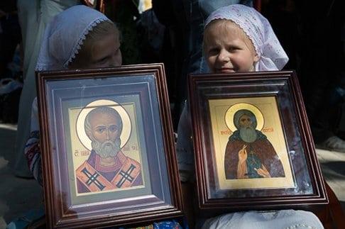 Чтобы помнили. Крестный ход в честь 700-летия преподобного Сергия