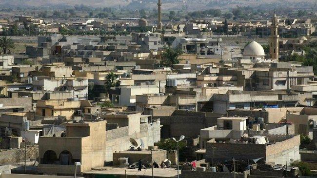 В иракском Мосуле боевики разрушили церковь III века