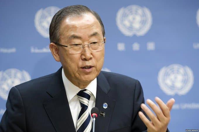 Генеральный секретарь ООН заступился за христиан в Ираке