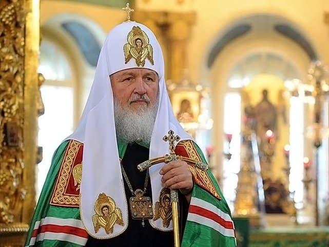 Патриарх Кирилл совершил заупокойную литию по погибшим в метро