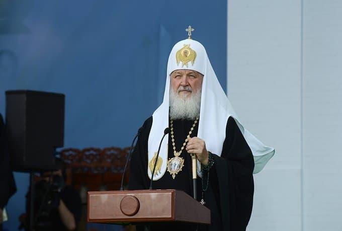 Патриарх Кирилл надеется на восстановление монастырей в Кремле