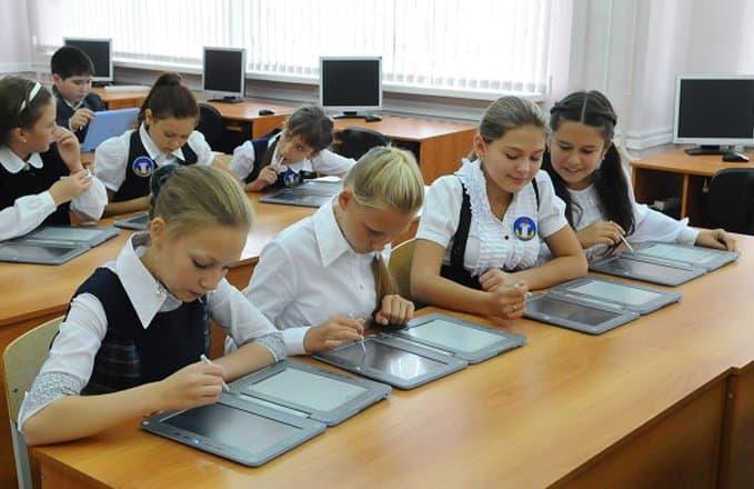 Электронные учебники должны соответствовать печатным, - Министерство образования
