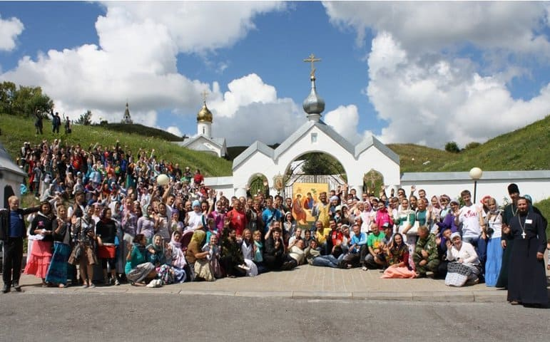 На Бородинском поле стартует Международный молодежный съезд православных волонтеров