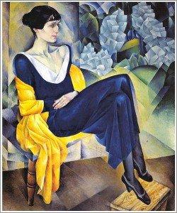 Анна Ахматова (1889–1966) Русская речь