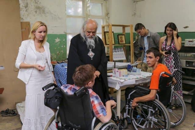 Центр помощи детям-сиротам с инвалидностью создадут в Пензенской епархии