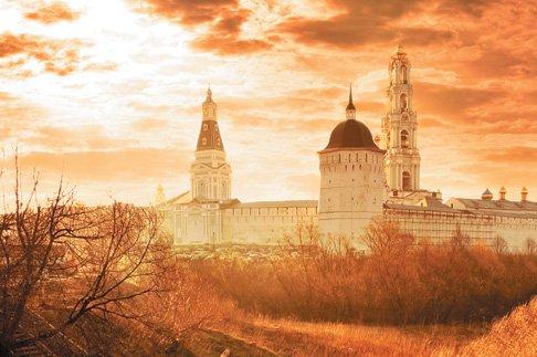 Лавра после преподобного Сергия Радонежского