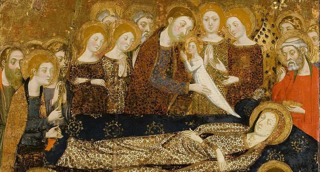 Успение Пресвятой Богородицы у западных христиан - отмечается 15 августа