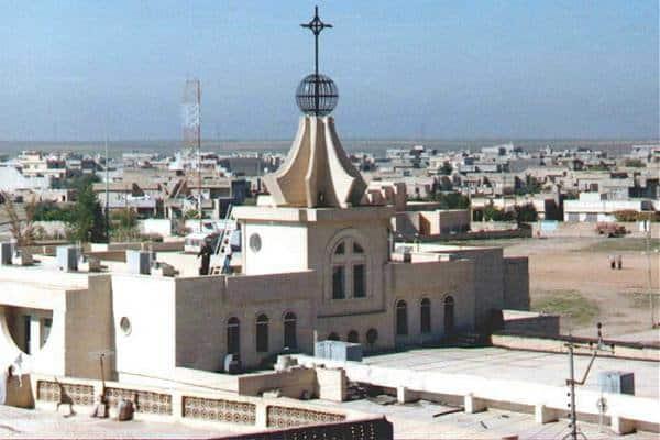 Крупнейший христианский город Ирака захвачен экстремистами