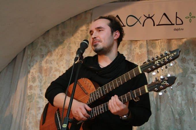 В Москве пройдет концерт Содружества авторов поэтического рока ДАЖДЬ