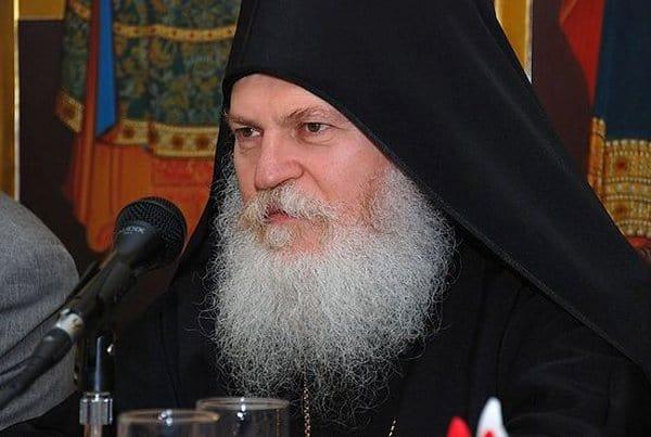 Православным необходимо объединиться в борьбе с абортами, считает игумен Ватопедского монастыря